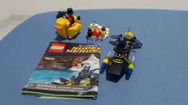 Lego Dc Superheroes, Batman The Penguin Face Off