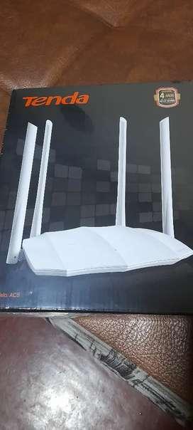 Router doble banda