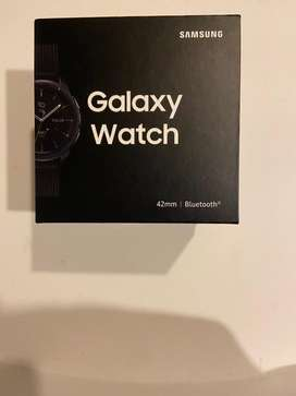 Smartwatch Galaxy Watch 42 mm NUEVO