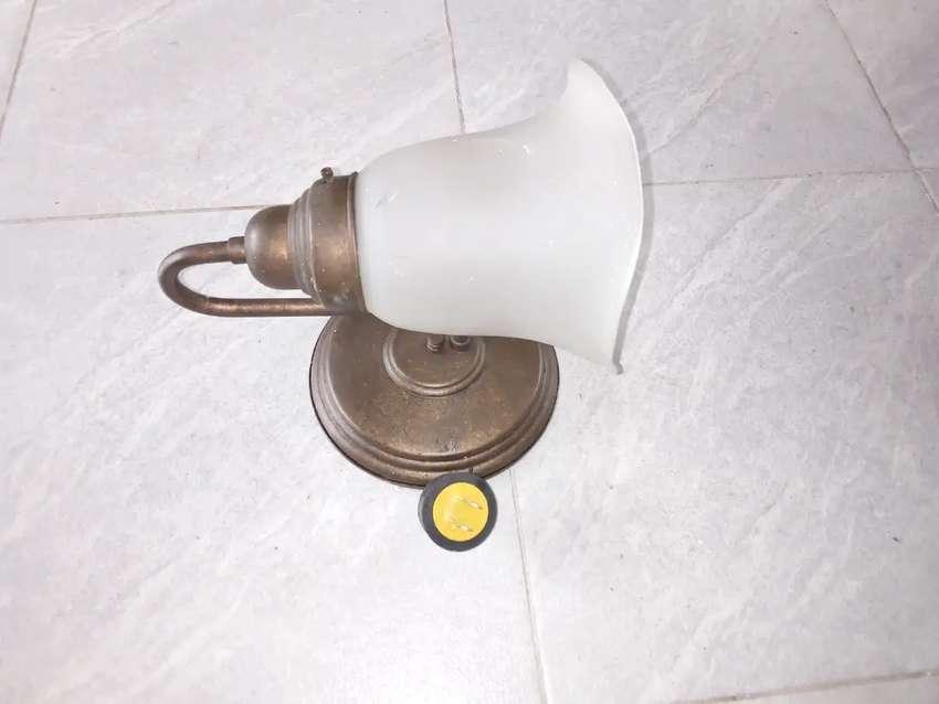 Antigua lámpara 0