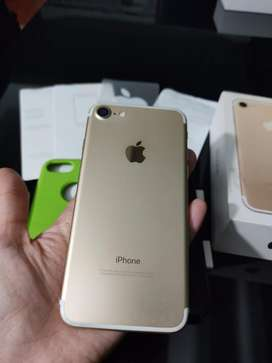 Cambio IPHONE 7 GOLD