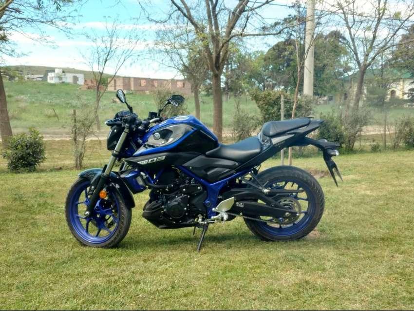 Yamaha MT 03 3200km Como Nueva!! 0