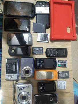 celulares repuestos Samnsung, Nokillla,Alcatel