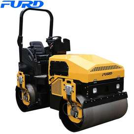 Rodillo compactador con asiento en venta FYL1200
