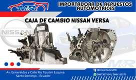 CAJA DE CAMBIO NISSAN VERSA