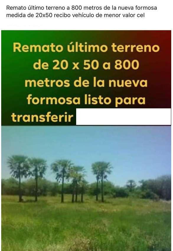 REMATO TERRENO 0