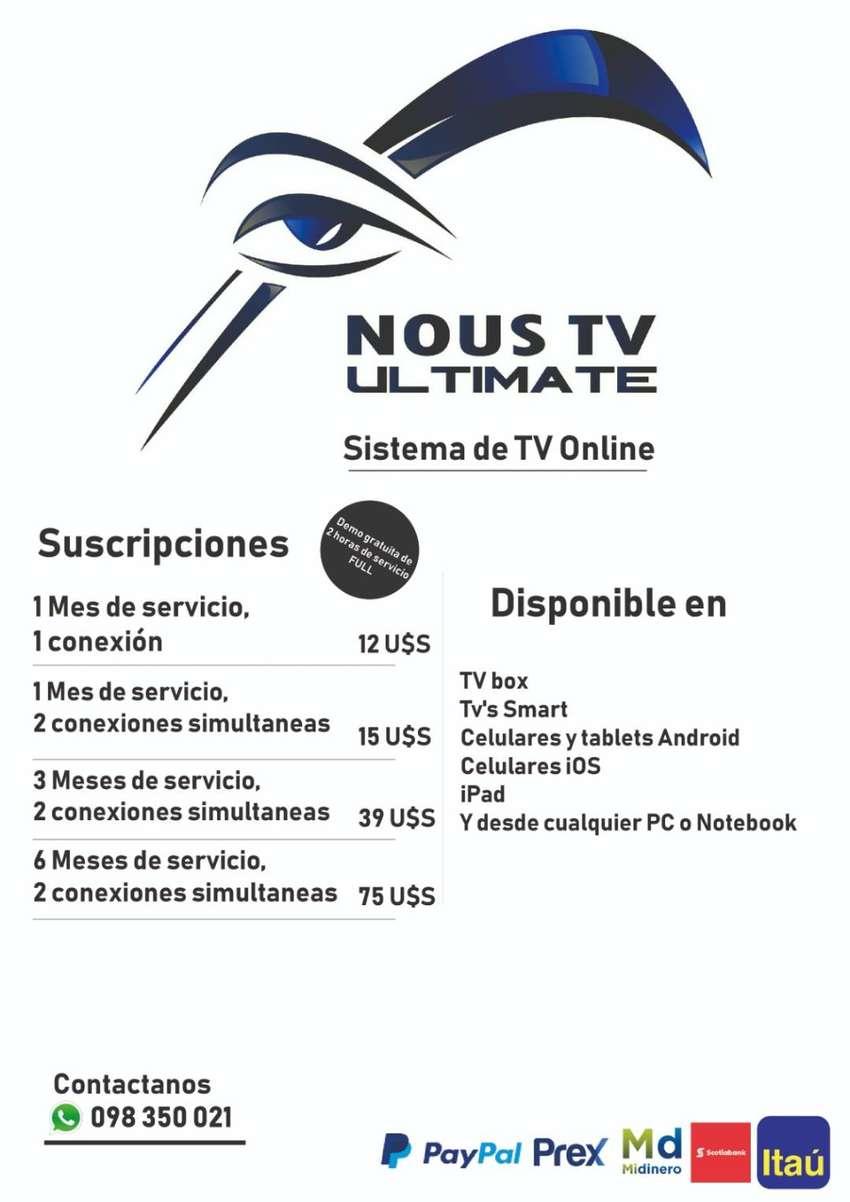 Nous TV Ultimate Latinoamérica 0