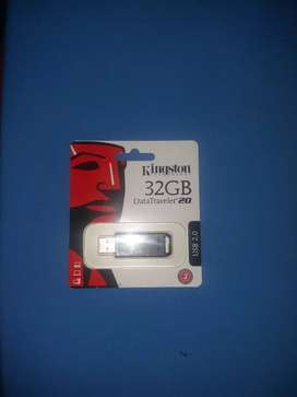 Vendo pendrive 32 gb