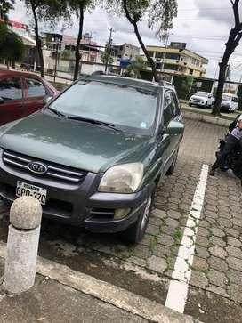 Kia sportage 4x4 2006