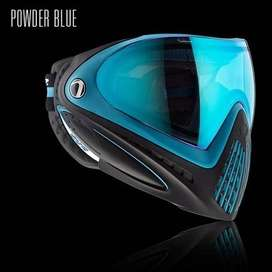 careta mascara de paintball i4 blue power NEGOCIABLE