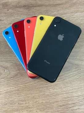 iPhone Xr / Garantizados / Tarjeta de credito