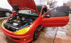 Peugeot 206 xs 1.6 3p