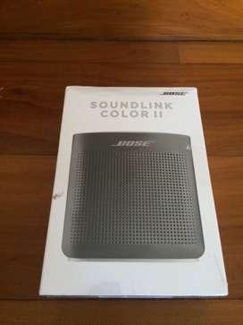 Altavoz Bose Soundlink Color II