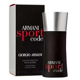 Perfume Armani Code Sport