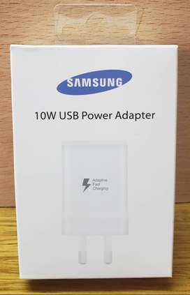 Cargador Rapido Original Samsung S6 S7 Edge  Fast Charge caja  sin cable Tribunales