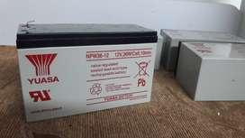Bateria nueva para moto bws