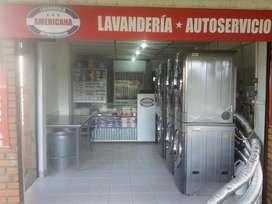 LAVANDERIA TIPO AMERICANO