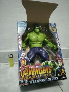 Juguete Hulk Marvel