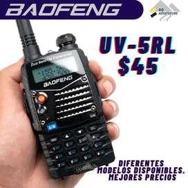Radio 7w Walkie talkie BAOFENG UV-5RL
