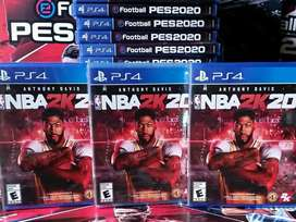 NBA 2K20 NBA2K20 PS4 NUEVO SELLADO