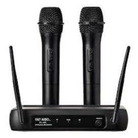 Microfono inalambrico  doble