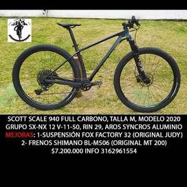scott scale 940 modelo 2021