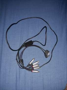 Se vende cable para conectar psp al televisor