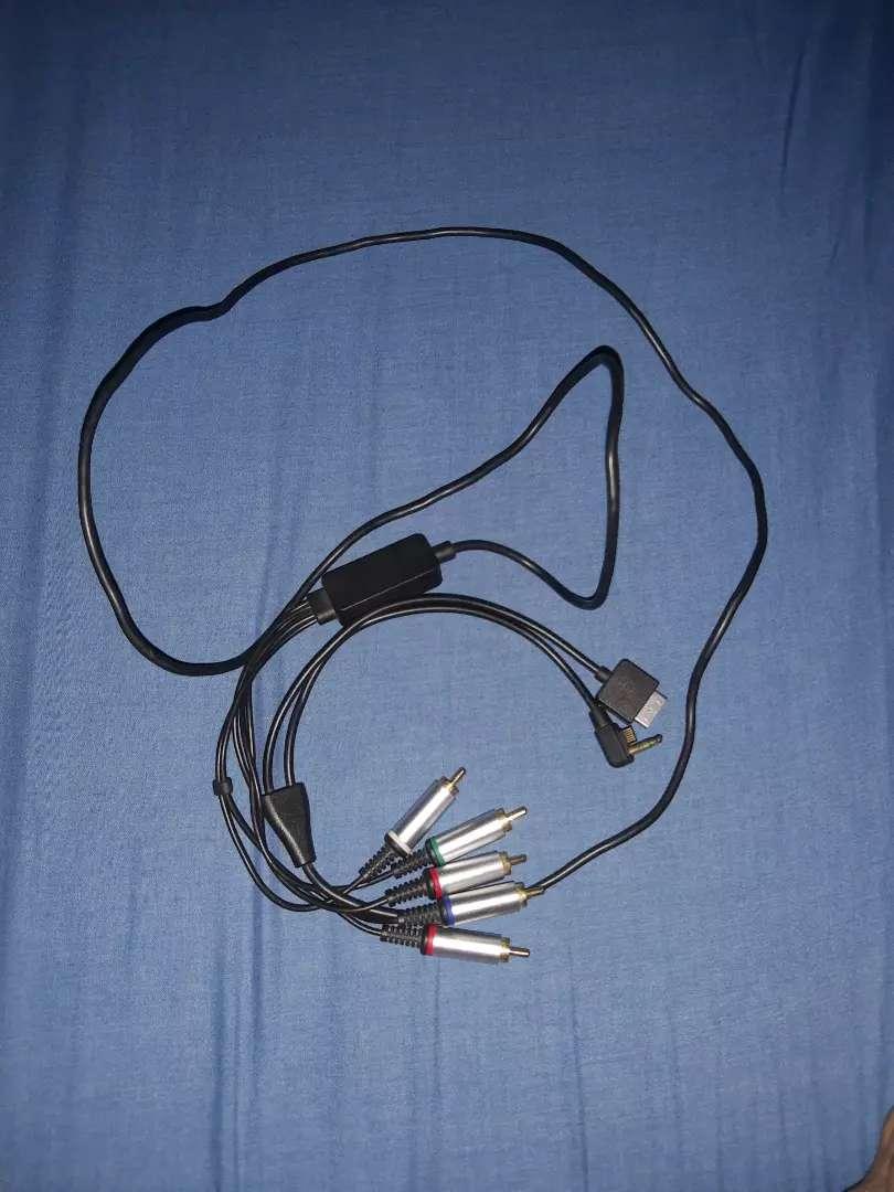 Se vende cable para conectar psp al televisor 0