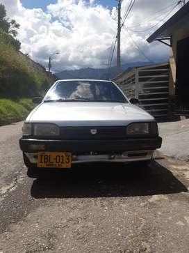 Mazda 323 modelo 91