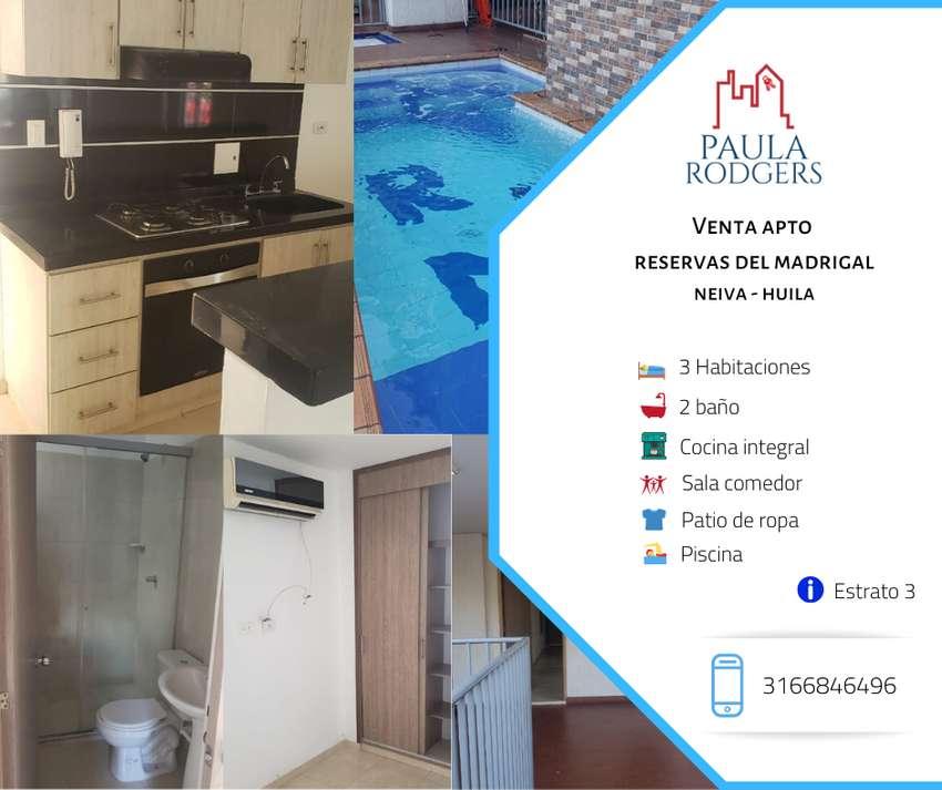 Venta apartamento RESERVAS DEL MADRIGAL 0