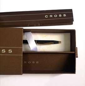 CROSS Lapicero Oro/Negro