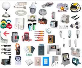 Materiales eléctricos al mejor precio y Calidad de la zona