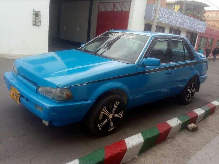 Mazda 323 diesel impuestos al da no SOAT ni tecno 0