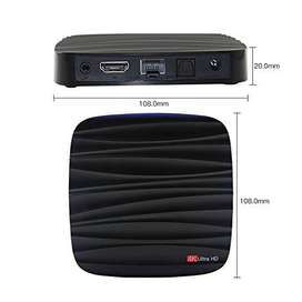 Mini Tv Box T98 4k Ultra Hd 2gb Bluetooth Android  Delivery