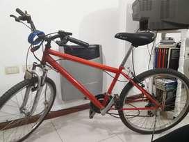 Bicicleta usada
