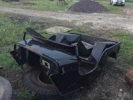 Carroceria Jeep Willys