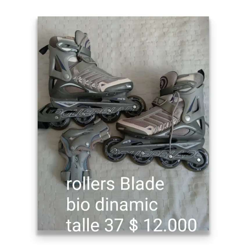 Rollers Blade  bio dinamic 0