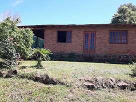 Casa y terreno Eldorado