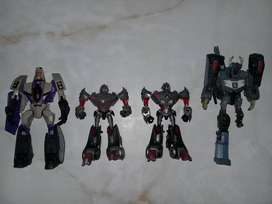 TRANSFORMERS INCOMPLETOS ANIMATED