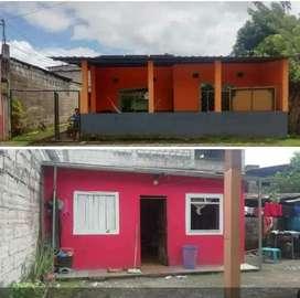 Vendo casa en la parroquia la unión del cantón Quininde
