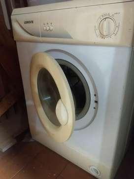 Lavarropa  automatico longvie. Poco uso.