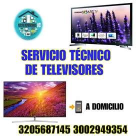 SERVICIO A DOMICILIO REPARACION TELEVISORES