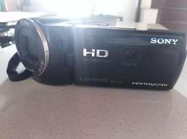 Vendo cambio video cámara con proyector