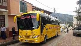 Bus hino 39 pasajeros