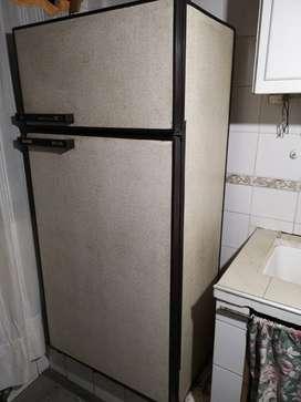 Heladera freezer