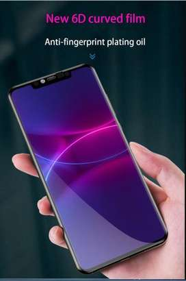 Vidrio 6d Huawei Mate 20 Lite
