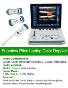 Ecografo Doopler Color