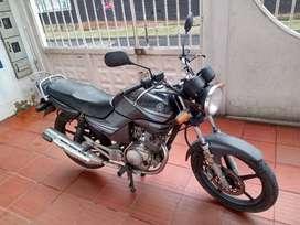 Yamaha libero 125, perfectas condiciones, papeles nuevos, único dueño.