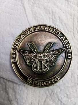 Moneda o medalla del Ejercito de Colombia