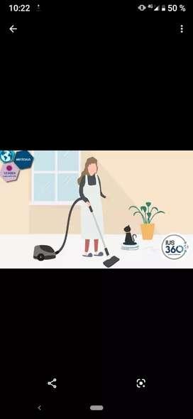 Necesito trabajadora del hogar